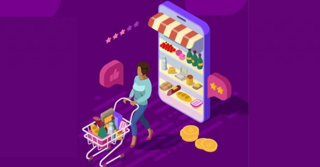 kirana store online