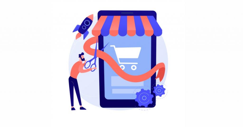 online grocery shop
