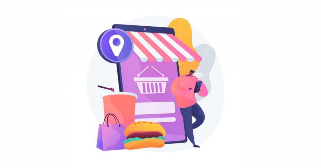 online restaurant app