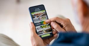 website or mobile app