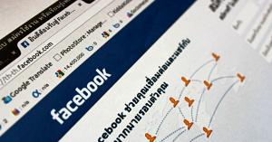 website facebook