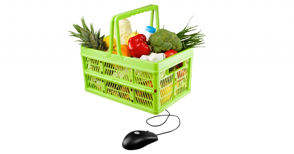 Online grocery store builder